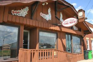 Swiss Village Time Shop
